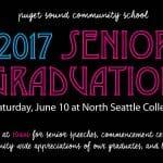 '17 Senior Graduation